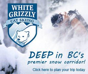 White Grizzly Catskiing Vacation