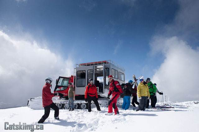 Big-Red-Catskiing-top-of-mountain