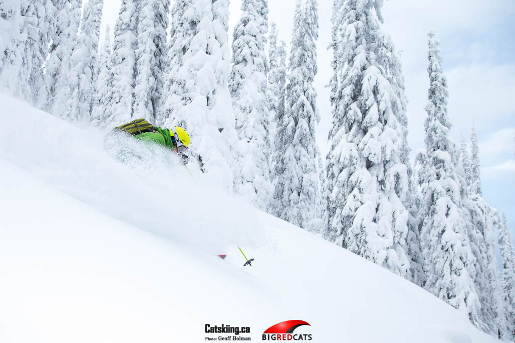 Big Red Catskiing Canada