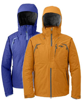 OR Axcess Jacket 2013