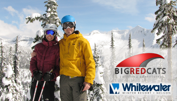 Ski Big Red Catskiing and Whitewater this season