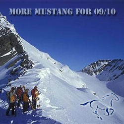 More Terrain at Mustang Powder for 2009/2010