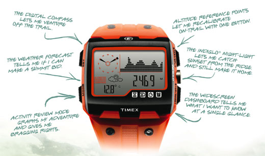 Timex Expedition WS4