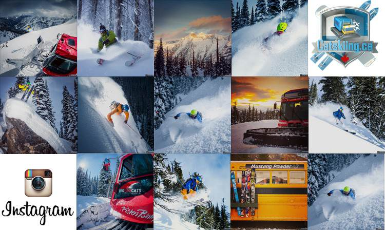 Join us on Instagram and Get Your Daily Pow Fix!