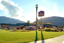Best Western Wayside Inn - Revelstoke BC