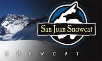 San Juan Snowcat